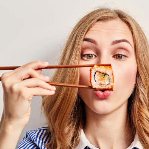 Sushi May Help You Manage Your Weight
