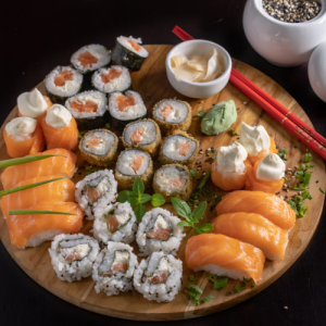 The Top Health Benefits of Eating Sushi